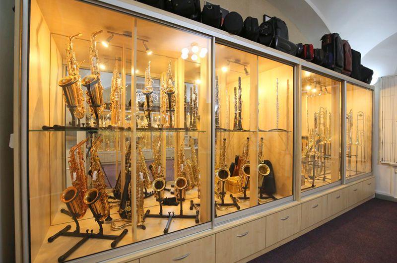 Kamenná prodejna, Brass Studio Praha