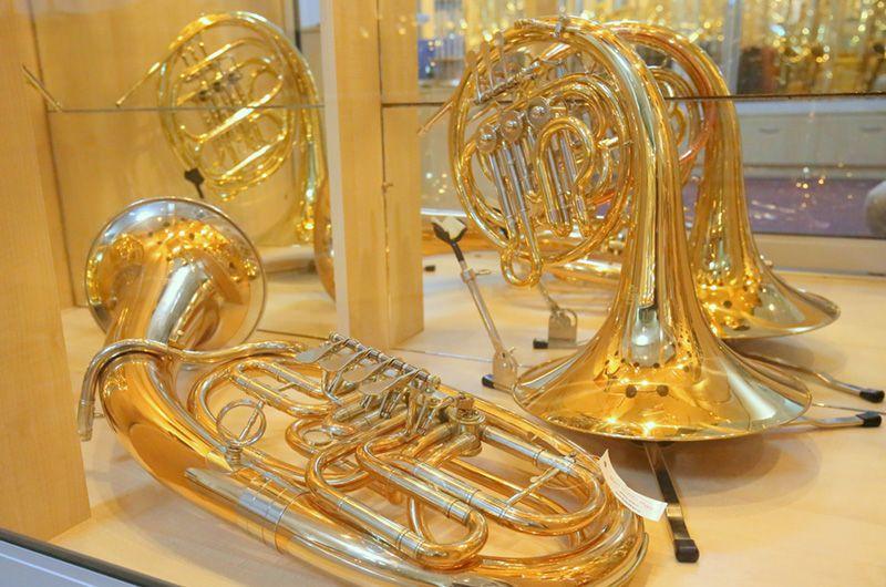 Prodejna dechových nástrojů