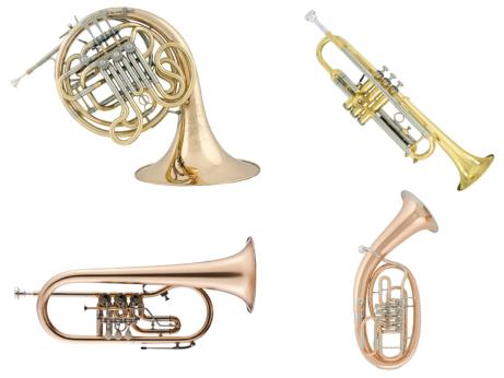 Žesťové hudební nástroje