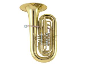 Tuba - hudební dechové nástroje